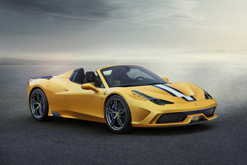 Ferrari 458 Speciale A Review Trims Specs Price New Interior Features Exterior Design And Specifications Carbuzz