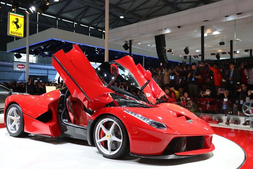 Ferrari Laferrari Cost How Car Specs