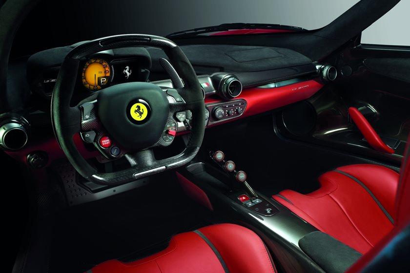 Ferrari LaFerrari \u2014 Review, MSRP price and specs \u2014 Hybrid