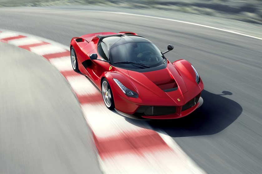 Ferrari LaFerrari \u2014 Review, MSRP price and specs \u2014 Hybrid