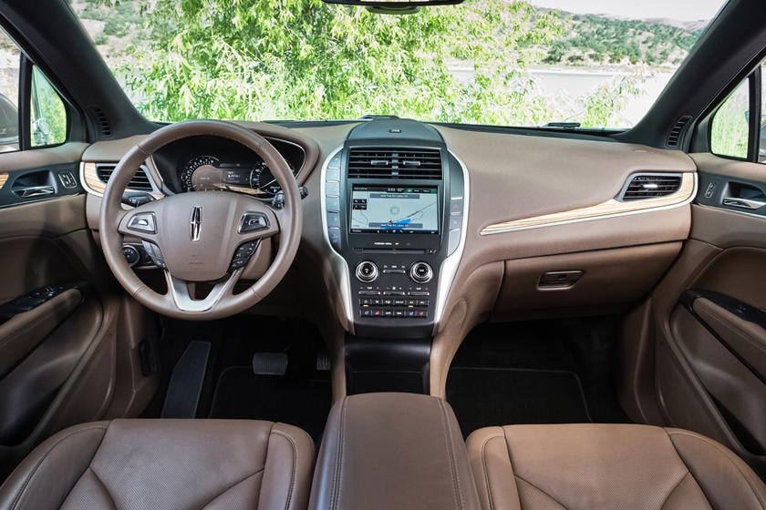 2015 Lincoln Mkc Interior Photos Carbuzz