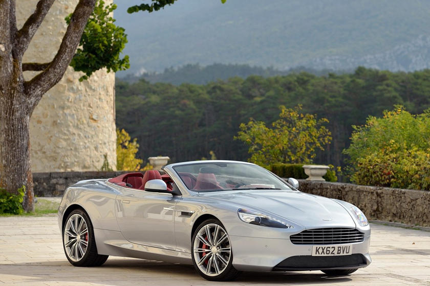 2016 Aston Martin Db9 Volante Review Trims Specs Price New Interior Features Exterior Design And Specifications Carbuzz