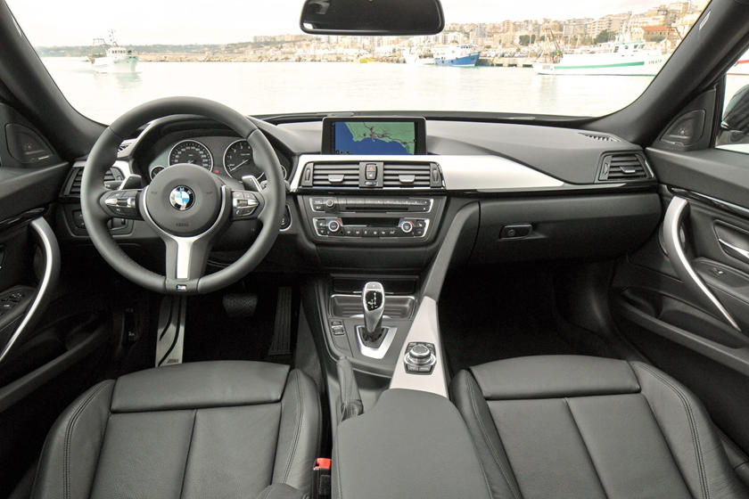 2016 Bmw 3 Series Gran Turismo Interior Photos Carbuzz