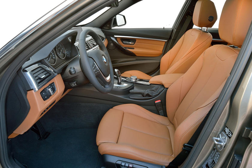2016 Bmw 3 Series Wagon Interior Photos Carbuzz
