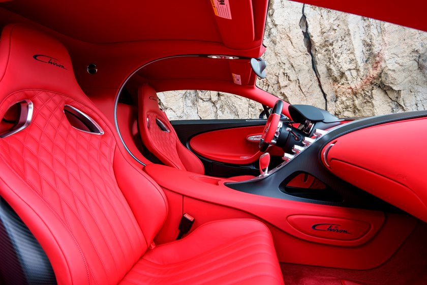 Bugatti Chiron Review, Trims, Specs and Price   CarBuzz