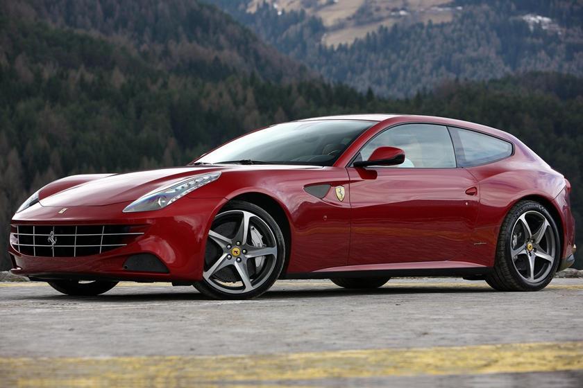 Ferrari Ff Review Trims Specs Price New Interior Features Exterior Design And Specifications Carbuzz