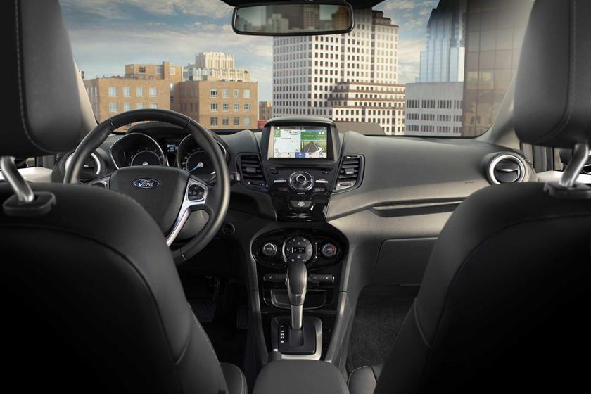2016 Ford Fiesta Hatchback Interior Photos Carbuzz