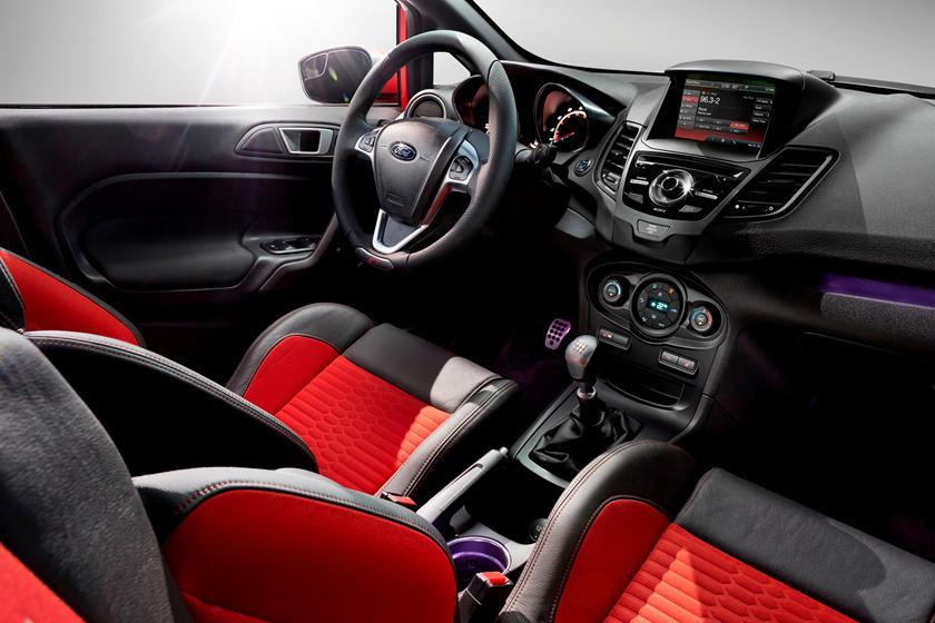 2016 Ford Fiesta St Interior Photos Carbuzz