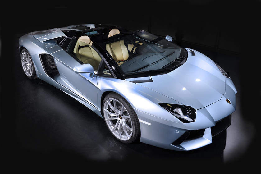 2016 Lamborghini Aventador Roadster Review Trims Specs And Price