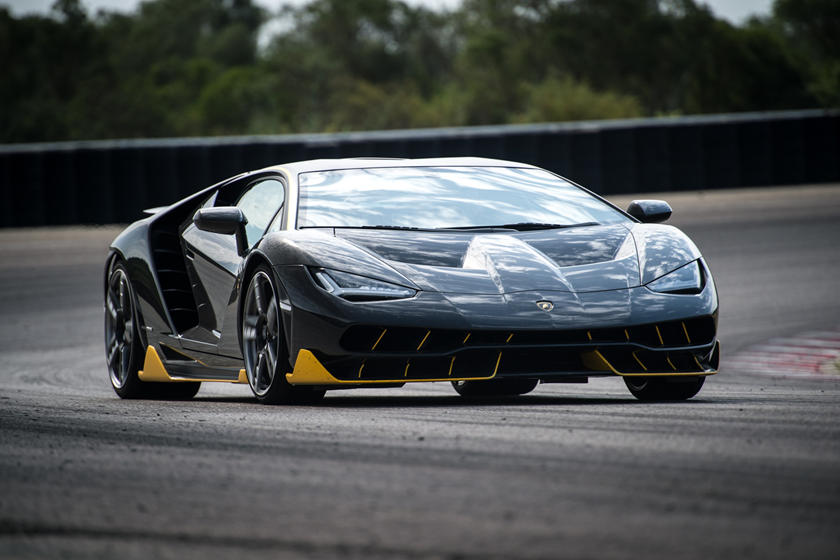 2016 Lamborghini Centenario Review Trims Specs And Price Carbuzz