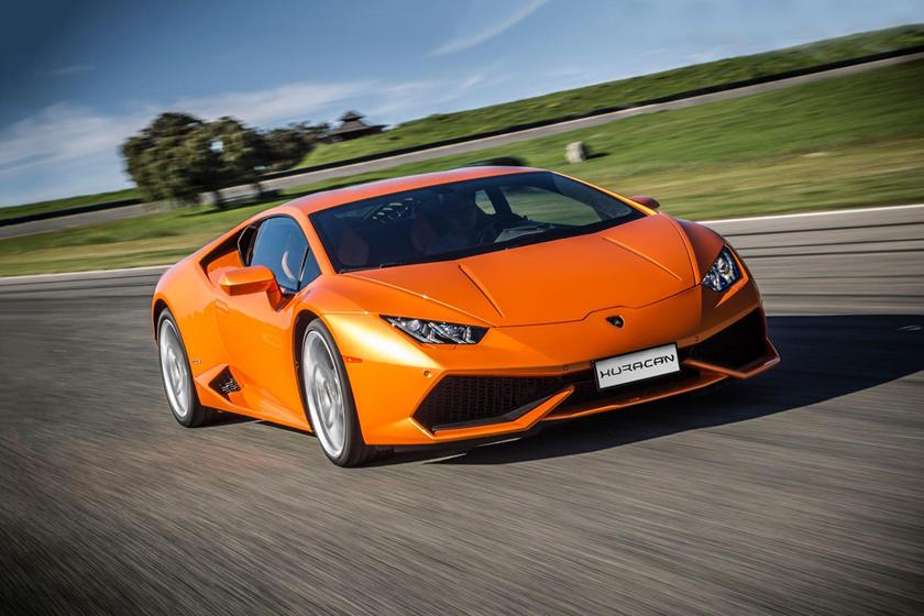 2016 Lamborghini Huracan Review Trims Specs And Price Carbuzz