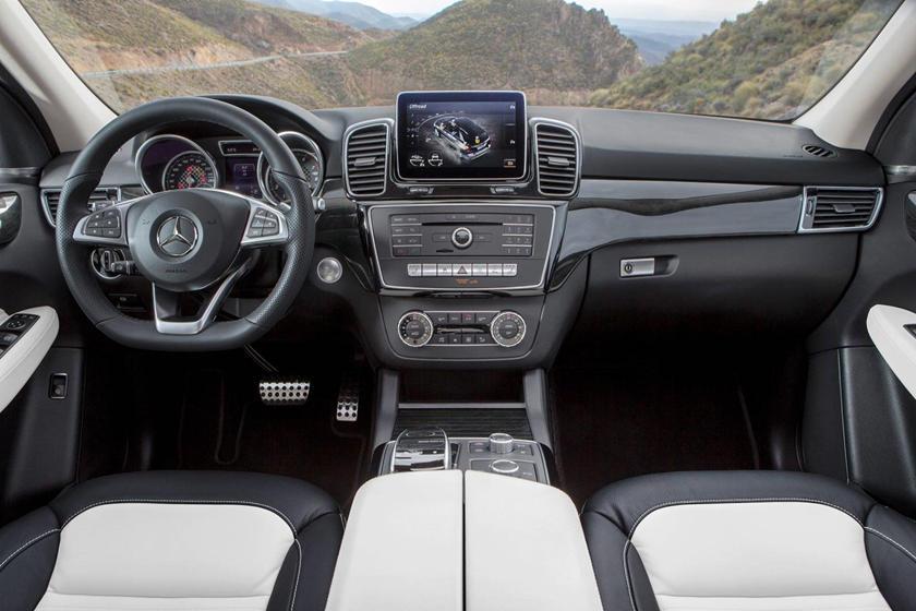 2016 Mercedes Amg Gle 63 Suv Interior Photos Carbuzz