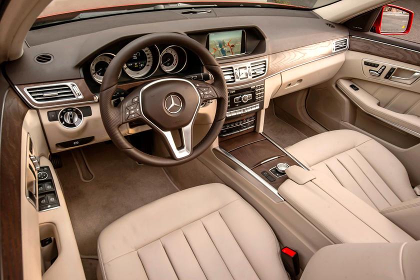 2016 Mercedes Benz E Class Wagon Interior Photos Carbuzz