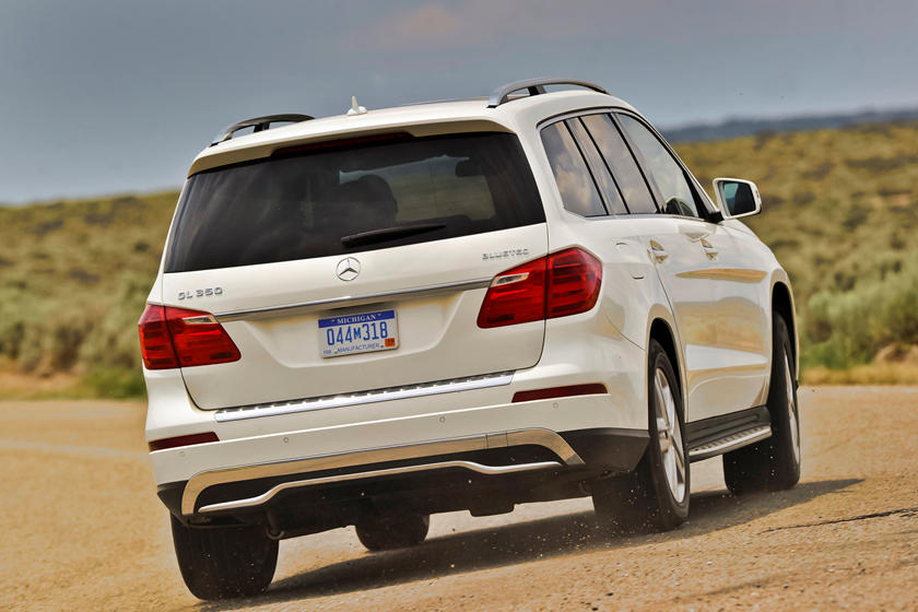 2016 Mercedes Benz Gl Class Review Trims Specs Price New Interior Features Exterior Design And Specifications Carbuzz