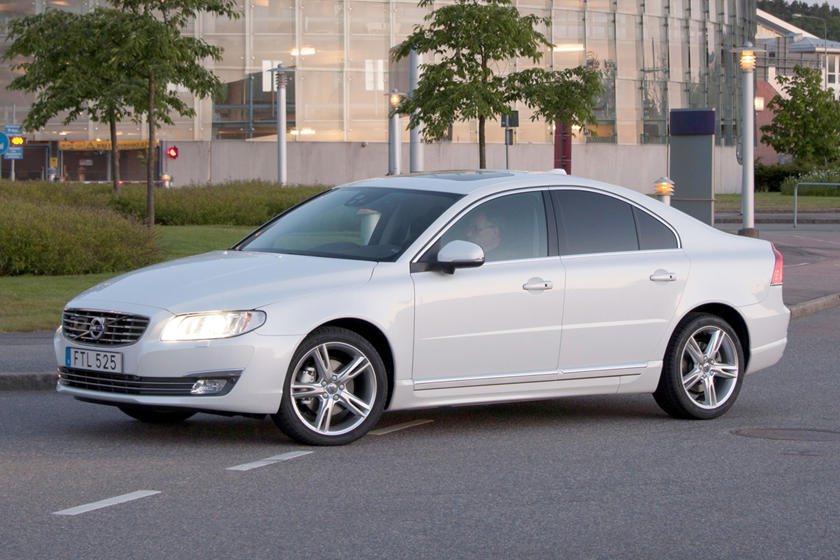 2016 Volvo S80 Review Trims Specs And Price Carbuzz
