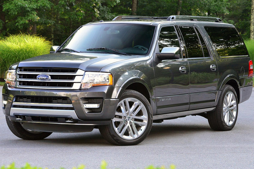 Ford Expedition El >> 2017 Ford Expedition El Review Trims Specs And Price Carbuzz