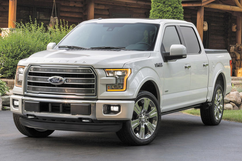 2017 Ford F 150 Review Trims Specs And Price Carbuzz