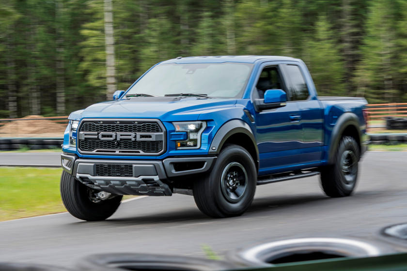 2017 Ford F-150 Raptor Review, Trims, Specs and Price | CarBuzz