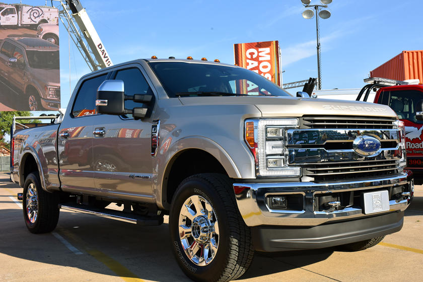 2017 Ford F 350 Super Duty Review Trims Specs Price New Interior Features Exterior Design And Specifications Carbuzz