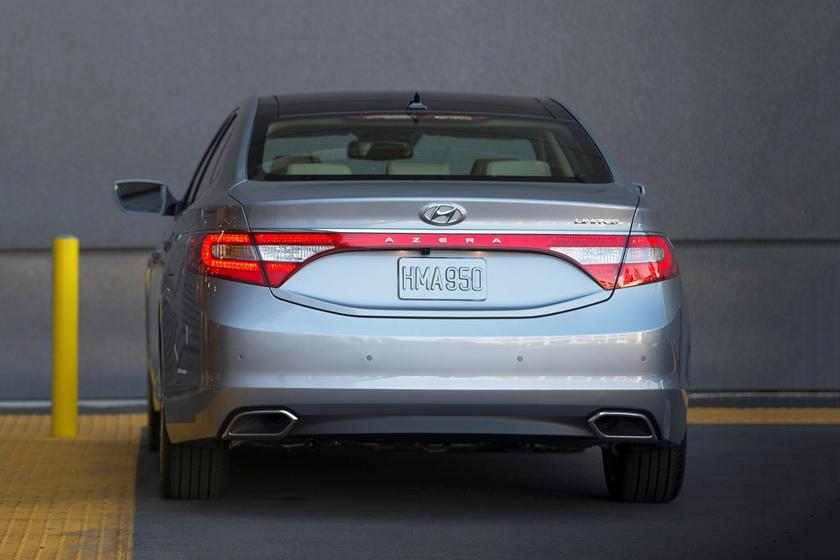 2017 Hyundai Azera Review Trims Specs And Price Carbuzz
