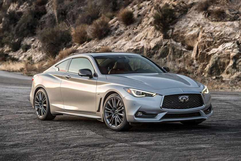 2017 Infiniti Q60 Review Trims Specs Price New Interior Features Exterior Design And Specifications Carbuzz