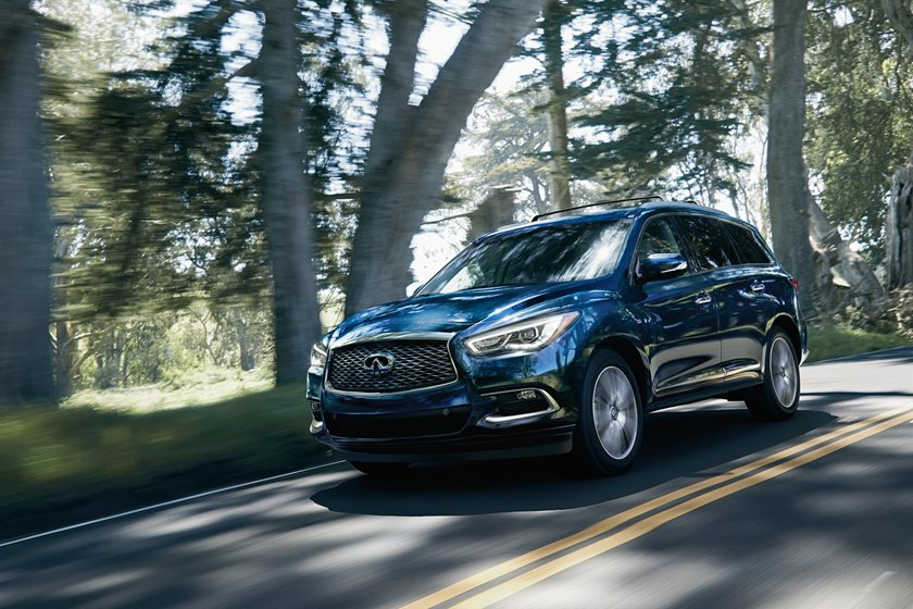 2017 Infiniti Qx60 Hybrid Review Trims Specs Price New Interior Features Exterior Design And Specifications Carbuzz