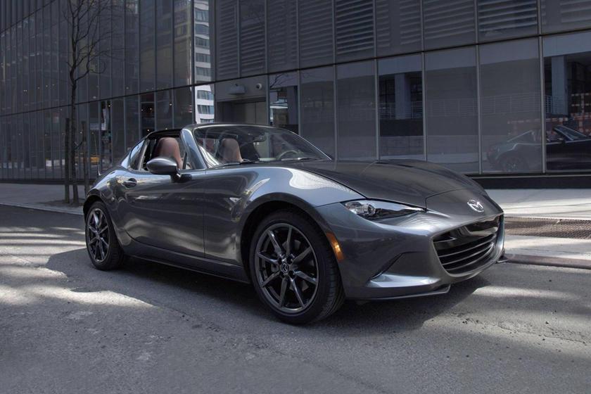 2017 Mazda MX-5 Miata RF Review, Trims, Specs and Price | CarBuzz