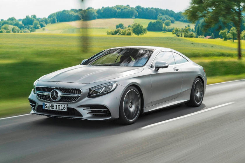 2017 Mercedes Amg S63 Coupe Review Trims Specs And Price
