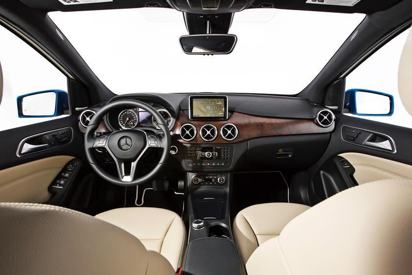 2017 Mercedes-Benz B-Class: Review, Trims, Specs, Price ...