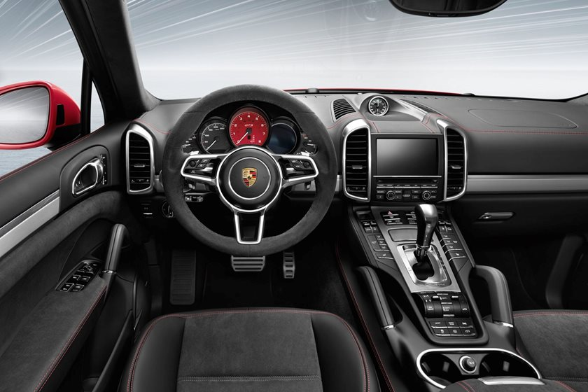 2017 Porsche Cayenne Review Trims Specs Price New Interior Features Exterior Design And Specifications Carbuzz
