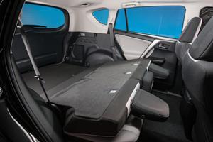 2017 Toyota Rav4 Hybrid Interior Photos Carbuzz