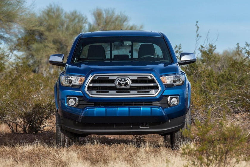 2017 Toyota Tacoma Review, Trims, Specs and Price   CarBuzz