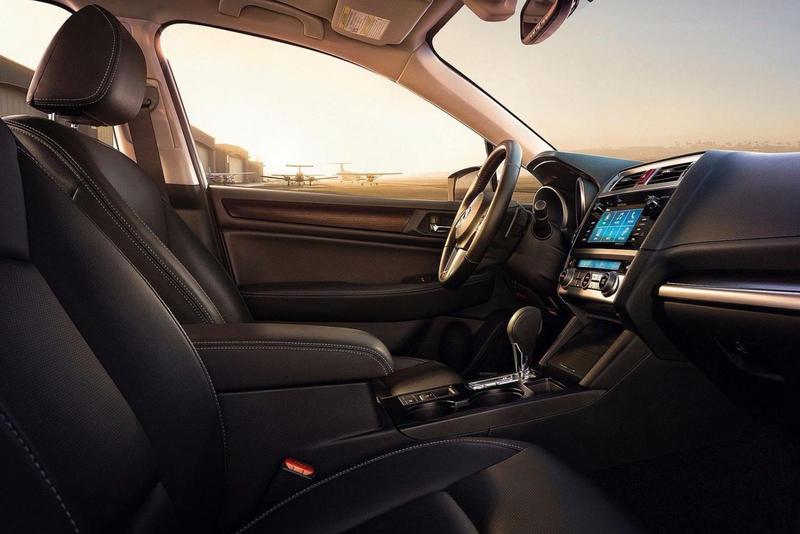 2018-2020 Subaru Legacy Front Seats