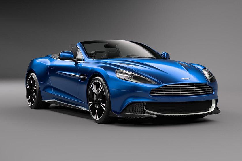 2018 Aston Martin Vanquish Volante Review Trims Specs Price New Interior Features Exterior Design And Specifications Carbuzz