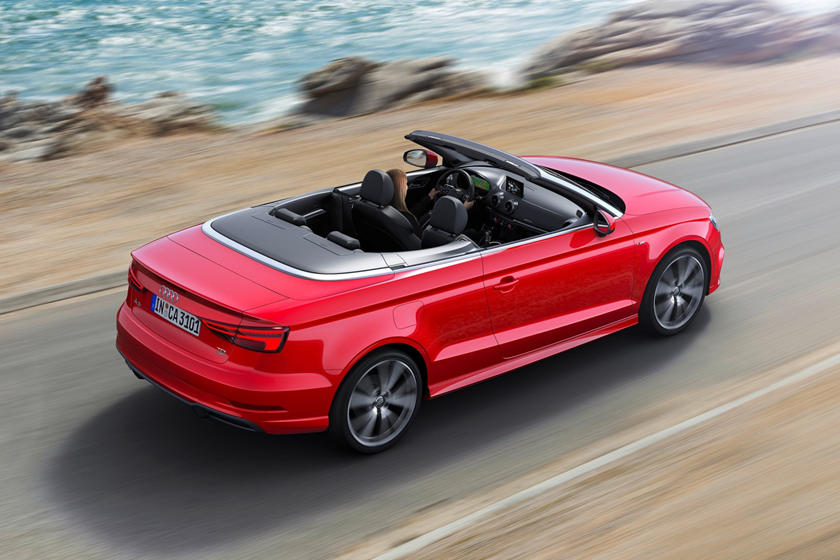 2018 Audi A3 Convertible Review, Trims, Specs and Price | CarBuzz