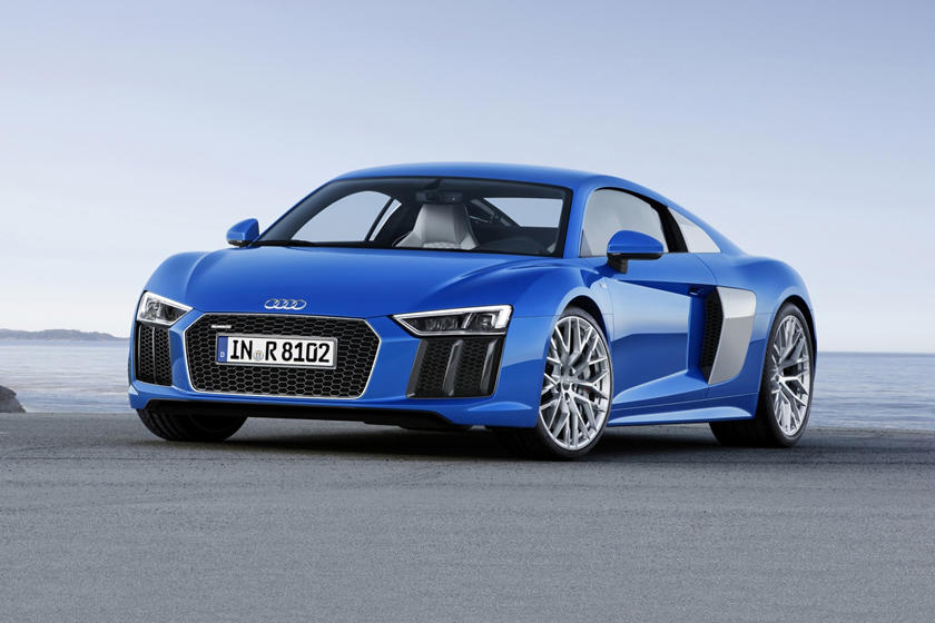 2018 Audi R8 Coupe Review Trims Specs And Price Carbuzz