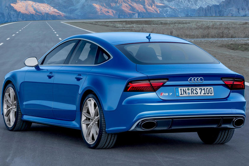 Audi Rs7 0 60 >> 2018 Audi Rs7 Review Trims Specs And Price Carbuzz