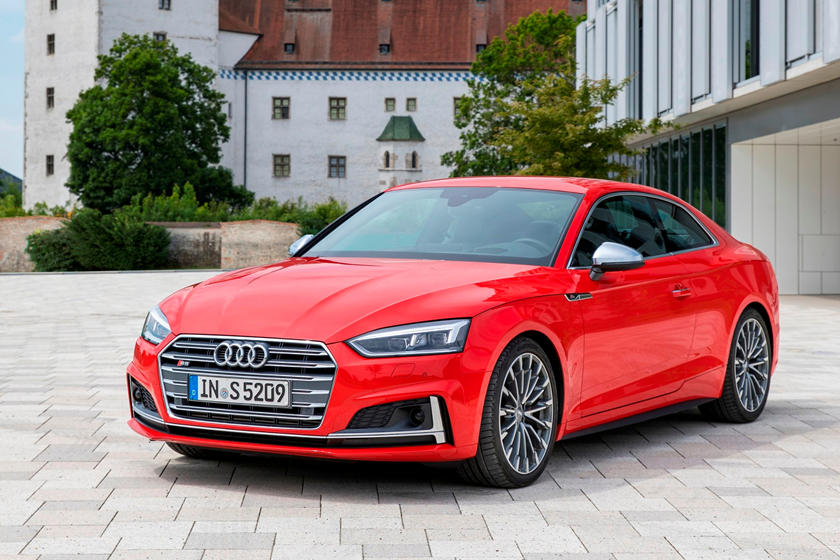 2018 Audi S5 Coupe Review, Trims, Specs And Price