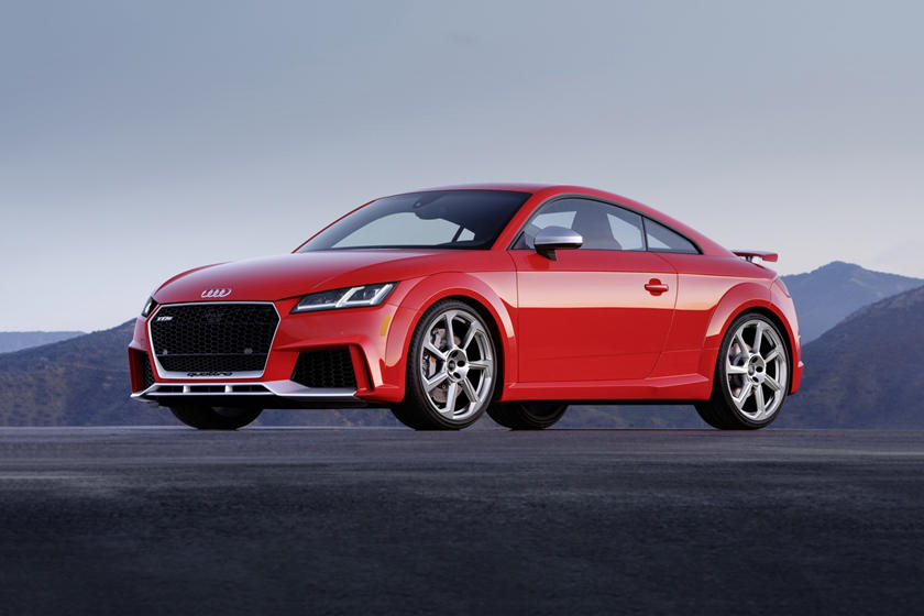 2018 Audi Tt Rs Review Trims Specs And Price Carbuzz