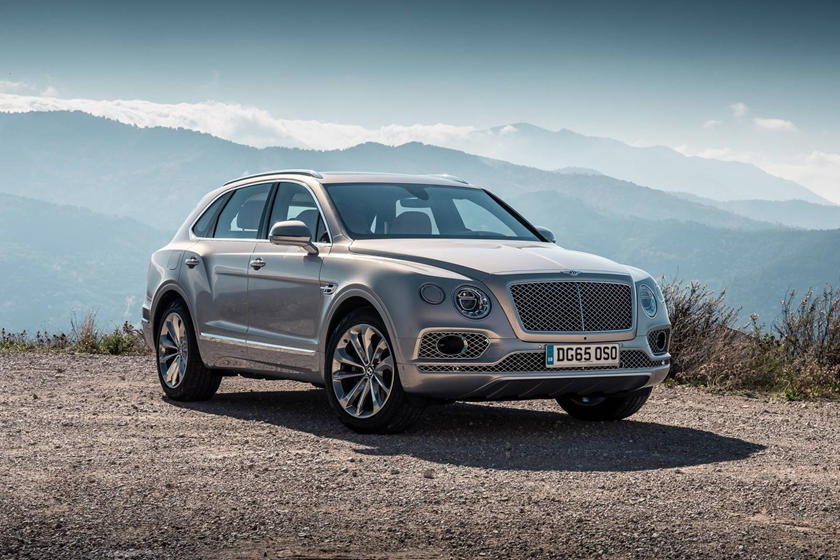 2018 Bentley Bentayga: Mulliner Version, Changes, PRice >> 2018 Bentley Bentayga Review Trims Specs And Price Carbuzz
