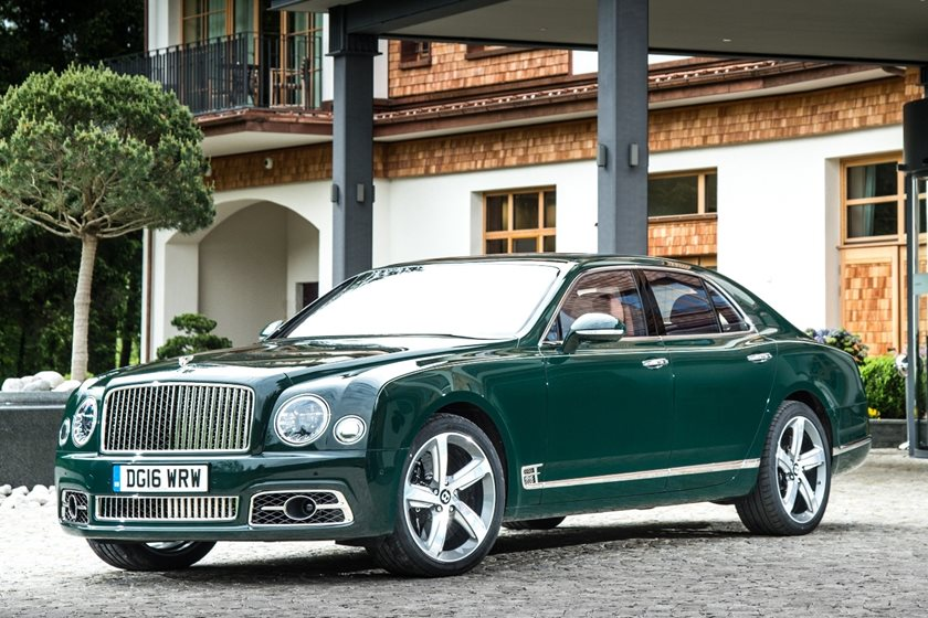 2018 Bentley Mulsanne Speed Review Trims Specs And Price