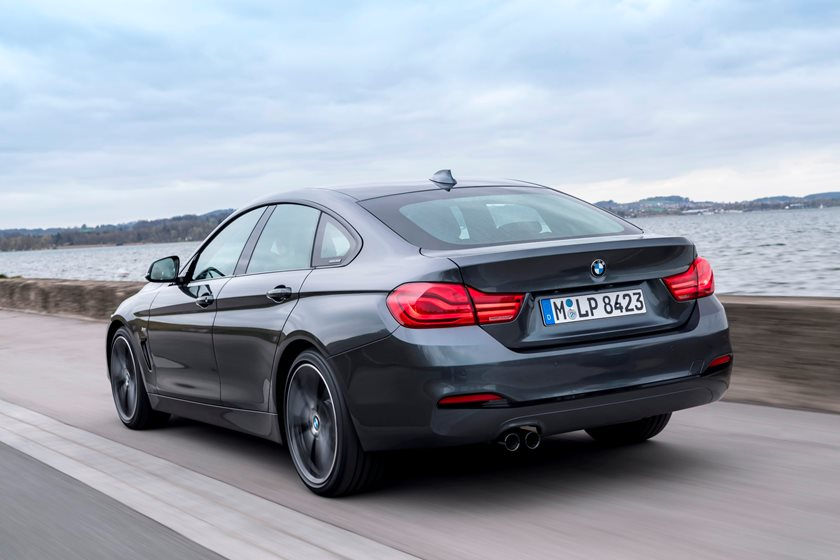 2018 BMW 4 Series Gran Coupe: Review, Trims, Specs, Price ...