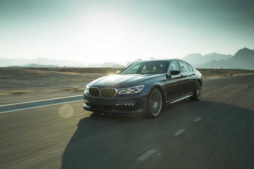 2018 Bmw Alpina B7 Review Trims Specs And Price Carbuzz