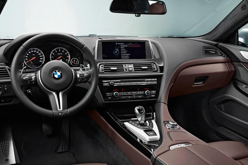 2020 Bmw M6 Gran Coupe Interior