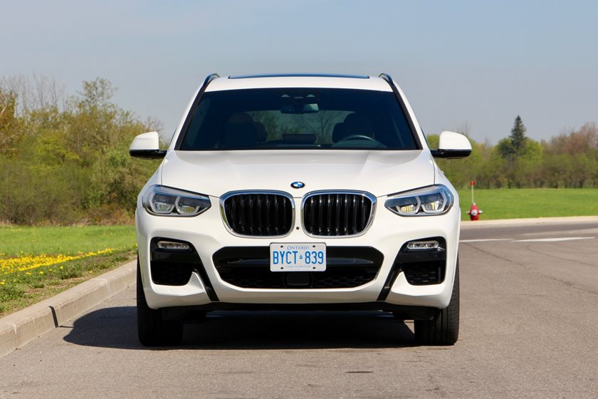 2018 Bmw X3 Review Trims Specs And Price Carbuzz