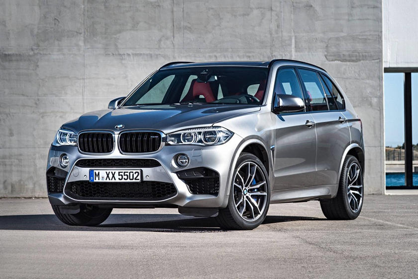 2018 Bmw X5 M Review Trims Specs And Price Carbuzz