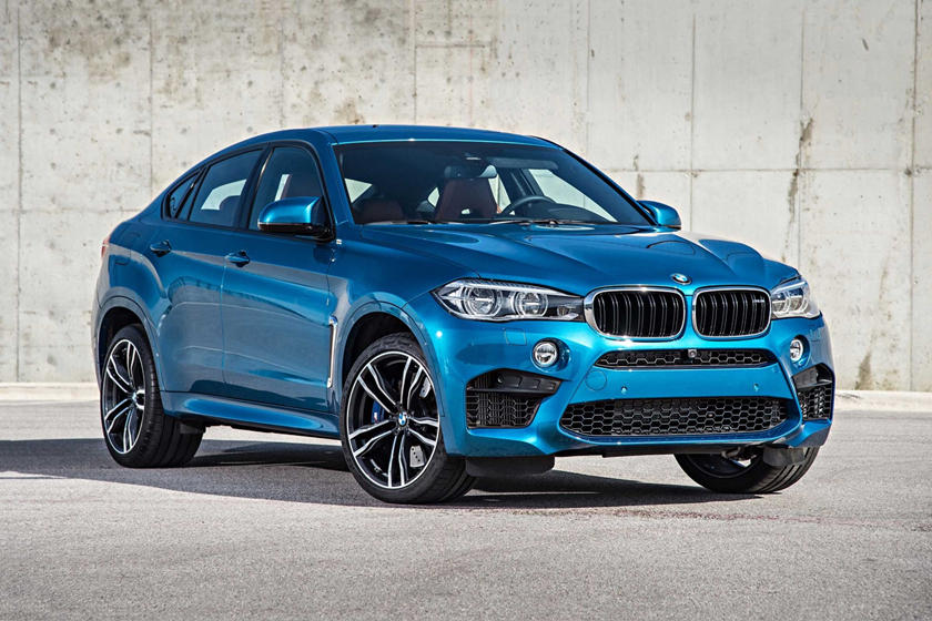 2018 BMW  X6: News, Changes, Specs, Price >> 2018 Bmw X6 M Review Trims Specs And Price Carbuzz