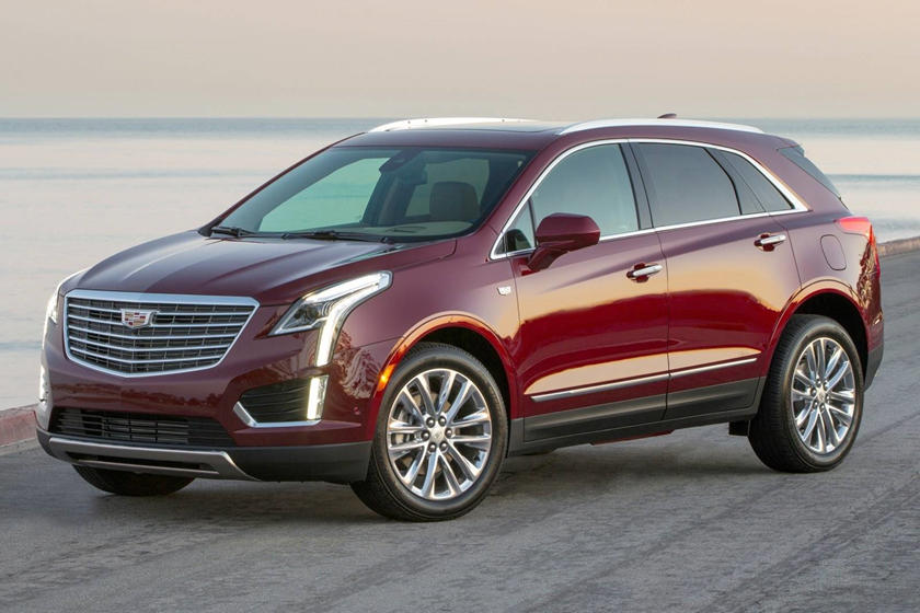 2018 Cadillac XT5 Review, Trims, Specs and Price | CarBuzz