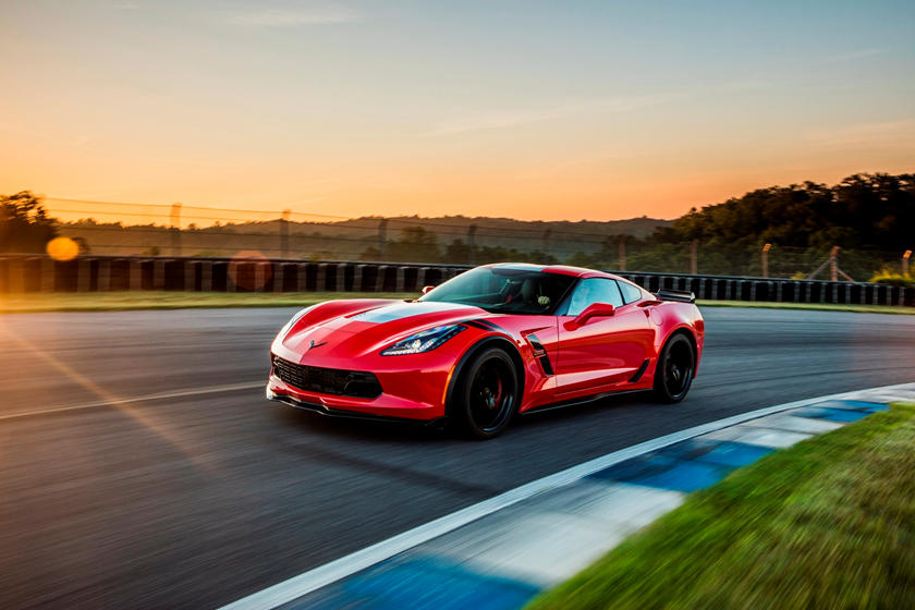 2018 Corvette Grand Sport >> 2018 Chevrolet Corvette Grand Sport Coupe Review Trims Specs And