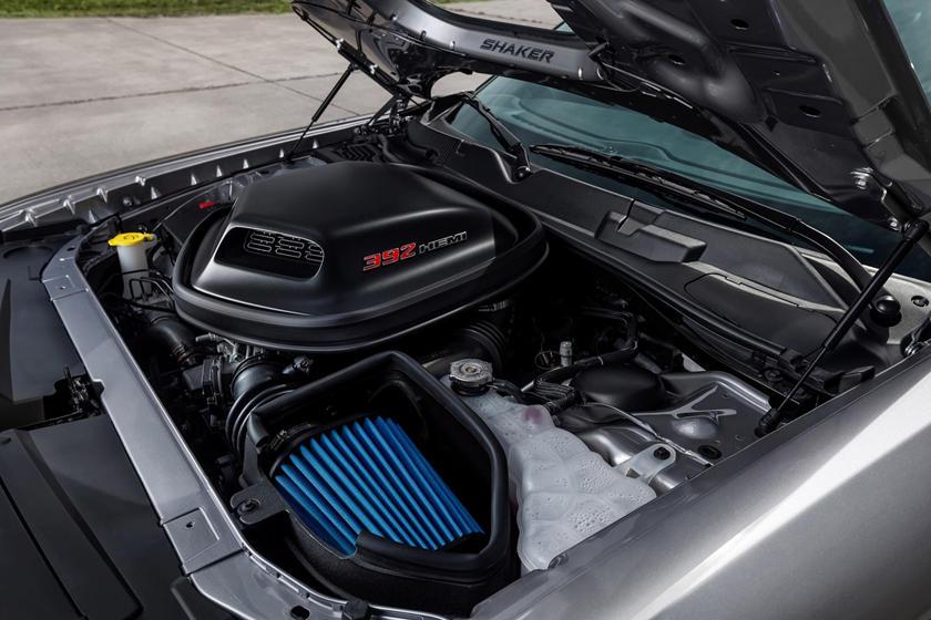 2018 Dodge Challenger R / T 6.4L Silnik V8